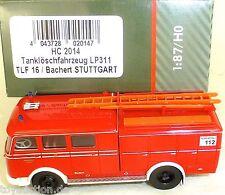 Camion-citerne incendie pour les pompiers LP311 TLF16 Bachert STUTTGART HEICO