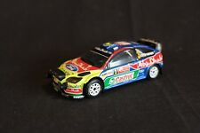 IXO Ford Focus RS WRC 2008 1:43 Hirvonen / Lehtinen Rally Japan 2008 night race