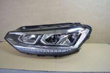 Originales de VW Touran 5t faros LED derecha manillar 5tc941035b 7pp941571ae 4g0