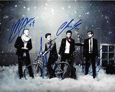 GFA Me and My Broken Heart * RIXTON * Signed 8x10 Photo AD4 COA