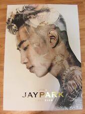 JAY PARK - 2ND EVOLUTION [ORIGINAL POSTER] *NEW* K-POP