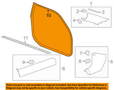 Chevrolet GM OEM Interior-Weatherstrip Weather Strip Seal on Body Left 22950429