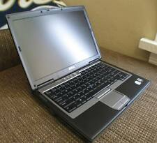 Dell Latitude D630 Notebook - Windows 7 - TWO BATTERIES - Laptop Bag Included