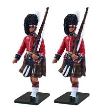 William Britain Limited Edition 1st Bn. Queen Own Cameron Highlanders 48007