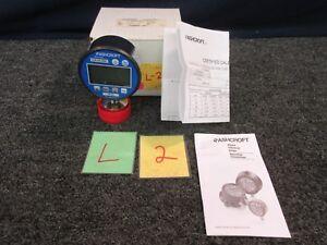 Ashcroft Digital Pressure Gauge 100 Psi 1TA80860-025 30-20328D-15L Xc4
