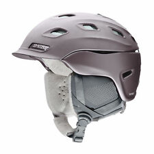 Smith Ski Helmet Snowboard Helmet Vantage W Grey Plain Colour Ear Cushion
