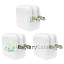 3 HOT! USB Battery RAPID Wall Charger for TABLET Apple iPad 2 2nd GEN 800+SOLD