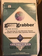 Lot Of 15 New Electrolux Germ Grabber Vacuum Filter Bags - Style C open box