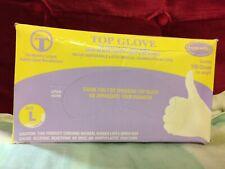 TOP Glove Disposable Latex Gloves Medical Grade Strong Powder Free Examination