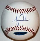 Tiger Woods Signed MLB Baseball Auto Autographed PGA Golf Upper Deck UDA Holo
