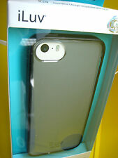 ILUV VYNEER DUAL MATERIAL PROTECTION CASE FOR APPLE IPHONE 5S/5