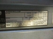 GE AC3P3C4S, (1) 10', 400 Amp, 600 Volt, 3PH3W, Copper, Bus Duct - WARRANTY
