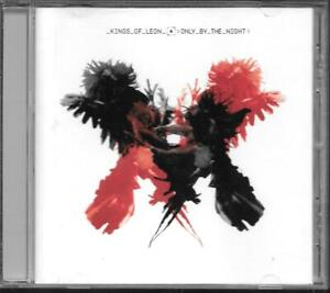 CD ALBUM 11 TITRES--KINGS OF LEON--ONLY BY THE NIGHT--2008