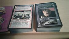 Decipher Star Wars CCG A New Hope Limited Edition 162 Card Expansion Set