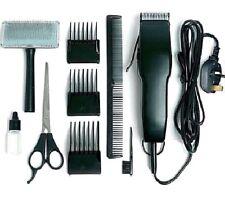 Pet Grooming Kit-Électrique Chien Vibrante Cheveux Rasoir Tondeuse pour Tondeuse Kit DM Comb