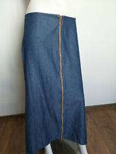 COP COPINE women's denim long skirt size 40