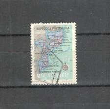 N°444 - MOZAMBICO 1954 - MAZZETTA DI 5 CARTA - VEDI FOTO