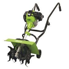 Garden Gear Rotavator Petrol Tiller 2 Stroke Cultivator 42.7cc Lawn Rotovator