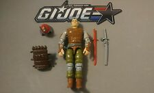 Vintage GI JOE 1988 BUDO action figure VERY NICE