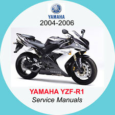yzf motorcycle repair manuals literature ebay rh ebay co uk 2006 yamaha yzf r1 service manual 2006 yamaha r1 service manual
