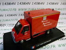 voiture 1/57 DEL PRADO Pompiers du Monde : RENAULT Master VAR 1999