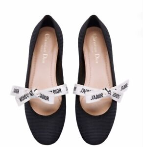 CHRISTIAN DIOR FLAT SHOES SIZE 9 or 8.5 $1450