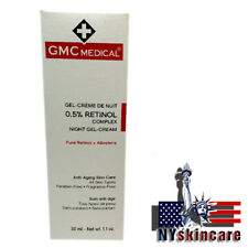 GM G.M. Collin GMC Medical Retinol 0.5% Night Gel-Cream 30ml / 1.1oz Brand New