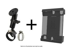 RAM ATV/Rail Mount for Samsung Galaxy Tab 3, A, 8.9, Pro, S Series, Others