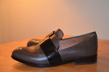 $148 MADEWELL The Elin Loafer Brown Leather B6116 Wmn's 6.5