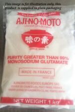 Ajino Moto MONO SODIUM GLUTAMATE MSG Flavour Enhancer (please read description)
