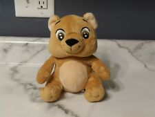 "Vhtf 7"" Garanimals Plush Brown Bear w/ Baby Safe Embroidered Eyes (*G15)"
