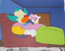 Original production cel  - The Simpsons