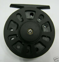 Free Shipping Aventik 3/4 Graphite black color fly fishing reel NEW Special Sale