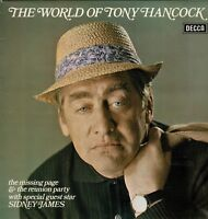 "TONY HANCOCK The World Of Tony Hancock 12"" Vinyl LP Album MONO Decca PA417 DA"