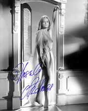 "Ursula Andress (Bond girl, Honey Ryder) 8""x10"" Autographed B&W Photo - RP"
