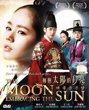 The Moon Embracing The Sun  Korean TV Drama Dvd -English Sub, NTSC All Region