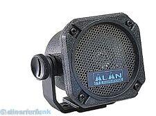 CB FUNK LAUTSPRECHER Alan AU20 in klassischer kleiner Form mit max. 5Watt