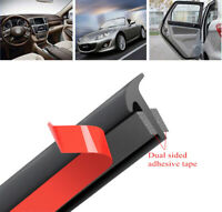 5M Sealed Strip Car Rubber Weatherstrip Edge Trim 8*10MM Universal Sealing Strip
