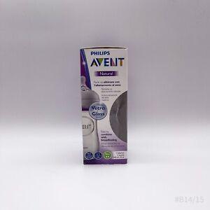 Philips AVENT Natural Flasche 2.0 240ml (SCF053/17) #B14/15