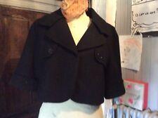 Manteaux et vestes en laine mélangée pour femme taille 44   eBay 9ccdfdf55ca3