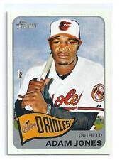 Adam Jones 2014 Topps Heritage Gray Back SSP #78 Baltimore Orioles Less than 10?