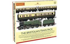 HORNBY - R3401 THE BRISTOLIAN (GWR) LIMITED EDITION TRAIN PACK '00' SCALE