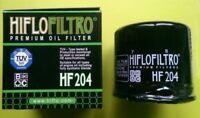 TRIUMPH TIGER 800 / XC / XR (2011 to 2016) HIFLOFILTRO FILTRO DE ACEITE (HF204)