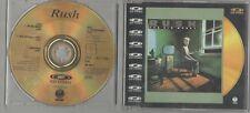 RUSH The Big Money (Rare 1988 UK 4-track PAL CD-Video single