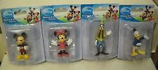 #7519 NRFC Set of 4 Mickey & Friends Miniature Figures