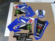 Équipe Innovant Mx Graphics Yamaha Yz125 YZ250 YZ 2002-2014