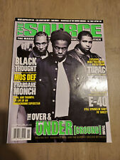 THE SOURCE MAGAZINE Priority Mail Nov. 1999 #122 - MOS DEF