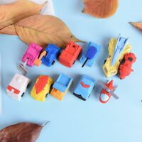 1X Car Design Students Eraser Rubber Stationery Kid Gifts Toy School Supplies FT