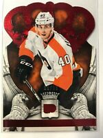 2013-14 Panini Crown Royale Red Vincent Lecavalier Philadelphia Flyers /99