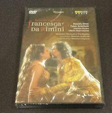 Zandonai: Francesca da Rimini (DVD) Riccardo live 2004 Opera Festival recording